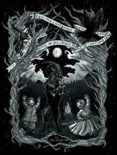 Black Philip, Black Philip // The Witch