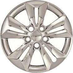 Set of 4 New 16 inch Chrome 2011 2014 Hyundai Sonata 10 Spoke Hub Cap Wheel Covers ** Be sure to check out this awesome product.