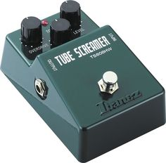Day 16 of The Prosperity Game- Ibanez TS808HW Tube Screamer Overdrive Guitar Effects Pedal $350