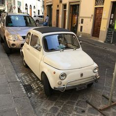 #italy #siena #fiat #fiat500 #oldschool #traditional #sightseeing