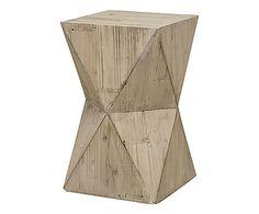Sgabello shape home livingroom pouff e sgabelli