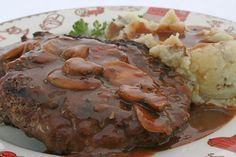 Quick & Easy Salisbury Steak (Weight Watchers)   Recipes , Lifestyle