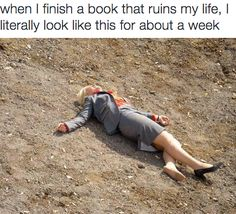 But inevitably you'll be right back to this: | 19 Hilarious Pictures That Accurately Describe What It's Like To Finish...