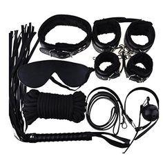 lingeriesets bepety bondage kit set restraints handcuffs rope mask