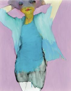 Painting by Australian artist Abbey McCulloch, Contemporary Australian Artists, Australian Painters, Contemporary Art, Drawing Projects, Figurative Art, Painting Inspiration, Illustrators, Art Drawings, Illustration Art