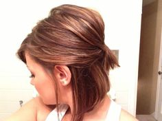 Angled Bob with highlights love this style