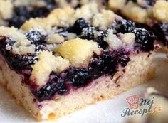 Vegan Blueberry Crumb Bars by SweetSpell Blueberry Crumb Bars, Vegan Blueberry, Lorraine Recipes, Cookie Recipes, Dessert Recipes, Pie Crumble, Sweet Cakes, Dairy Free Recipes, Cupcake Cookies
