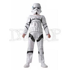 Disfraz Stormtrooper para niño - Dresoop.es