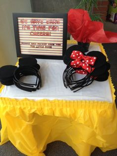 "Photo 4 of 10: Minnie Mouse 1st Birthday / Birthday ""Twice the Fun"" 