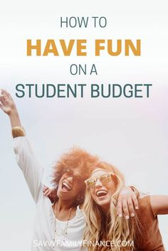 Finding affordable fun in college isn't hard if you know where to look. Check out our tips on finding entertainment on a student budget. Living On A Budget, Frugal Living Tips, Frugal Tips, Saving For College, College Fun, College Savings, Money Hero, Managing Your Money, Saving Money
