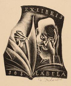 Dobroslava Bilovska, Art-exlibris.net
