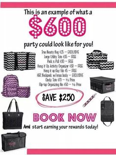 All of this for Free…ask me how! Thirty One Hostess, Thirty One Fall, Thirty One Gifts, 31 Organization, Organizing, Thirty One Business, Large Utility Tote, 31 Gifts, Host A Party