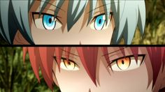 Why can't you just admit your love for each other so that there may be a next season that develops your relationship and future careers? - DA | Carnage Pair | Karma Akabane x Nagisa Shiot | KaruNagi | KaruGisa | Assassination Classroom