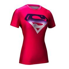 Ladies DC Comics Marvel Superman Batman/ Wonder Women's Fitness joger T Shirt Girls Bodybuilding Compression Tights Tee Tops Crossfit Shirts, Gym Shirts, Shirts For Girls, Workout Shirts, Crossfit Gym, Superhero Superman, Superman Shirt, Batman, Spiderman