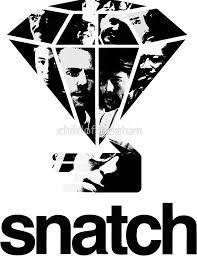 Image result for snatch poster