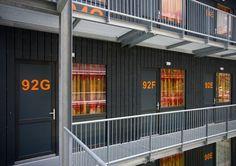 Kunst bij De Key: Kleurrijke containers