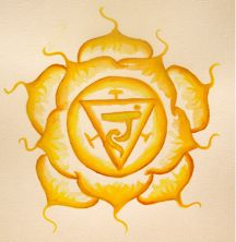 Where my personal power is expressed - Solar Plexus Chakra
