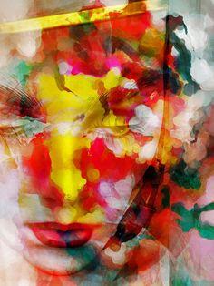 'Looking for spring' von Gabi Hampe bei artflakes.com als Poster oder Kunstdruck $20.79