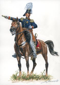 General de Constant-Rebecque, chief of staff of the Dutch and Belgian forces at Waterloo