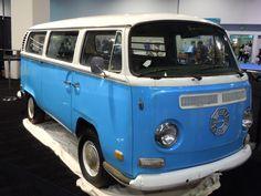 Lost Dharma Initiative VW bus.