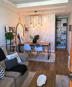 The Best 2019 Interior Design Trends - Interior Design Ideas Home Room Design, Home Living Room, Home N Decor, Apartment Living Room, Home Decor, House Interior, Apartment Decor, Home Interior Design, Interior Design