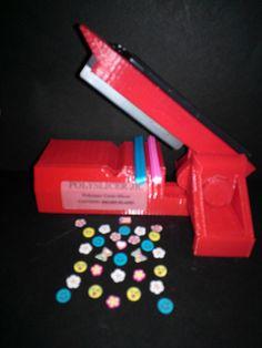 POLYSLICER JR  Polymer clay cane handheld slicing by Hytek3D, $20.00