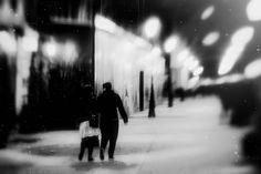 Alone In The City / Lucian Olteanu / Photographie, Numérique
