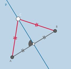 Perpendicular Bisector Theorem (Part Less Scaffolded Version (Quick Discovery) Triangle Angles, Interior And Exterior Angles, Interior Window Shutters, Interior Doors, Lateral Thinking, Diy Home Decor On A Budget, Math For Kids, Yellow Painting, Dracula