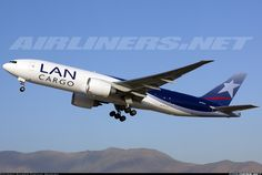 LAN Cargo N778LA Boeing 777-F16 aircraft picture
