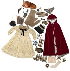 """""""colonial girl"""" by honeydrip ❤ liked on Polyvore"""