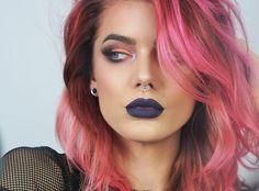 【ρinterest: ⚜ LizSanez✫☽】   //♡ Linda Hallberg Makeup - copper