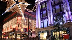 Find out where to see sparkling Christmas lights and decorations, and Christmas trees in London, from Oxford Street to Covent Garden. Nov-Jan