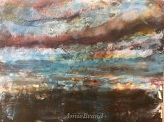 """""""Hidden under layers"""" . A small encaustic piece. Transformed and reborn. It's birth was smooth and simple. Knowing what it wanted right… Birth, Layers, My Arts, Smooth, Ink, Simple, Amazing, Painting, Inspiration"""