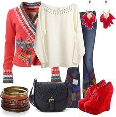 Outfits de Moda ...Me Tomo Cinco Minutos: BOHO CHIC