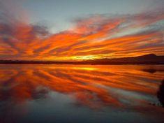 12 spots for sensational sunsets Knysna Western Cape, South Africa