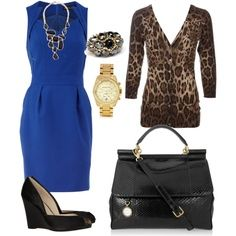 Office Clothing - ooohhh that dress!