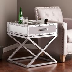 Found it at Wayfair - Balham End Table