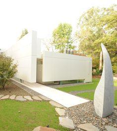 lehrer modern house and studio