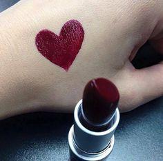 Satin Lipstick, Beauty, Beauty Illustration