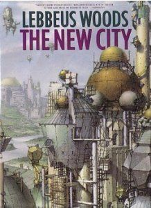 The New City, Lebbeus Woods