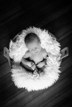 newbornphotography black and white schwarz-weiß Bilder Baby