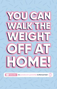 How to successfully lose weight just by walking - find out how I lost over 50lbs just by walking and moving my body daily. Follow along to my workout series, and get your workout motivation back. These workouts are fun and easy to follow, and you dont even need a treadmill! You will burn calories and feel amazing after. Walk The Weight Off, Benefits Of Walking, Workout Motivation, Burn Calories, Losing Me, Treadmill, Body Weight, You Can Do, Burns