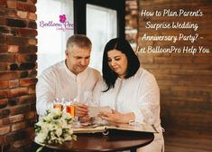 Your parent's wedding anniversary is up next and you are all wrapped up in thought how to plan it in the best way? We are here to help you with the best solution. Let BalloonPro, best event planners in Bangalore step-by-step help you plan the best surprise wedding anniversary of your parent and make it successful in every way possible. Indoor Birthday, Adult Birthday Party, Birthday Party Themes, Event Organizer Company, Event Organiser, Surprise Party Decorations, Wedding Decorations, Anniversary Parties, Wedding Anniversary