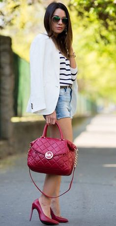 My Style| Michael Kors  shoulder bags! $40 OMG!! Holy cow, I'm gonna love this site