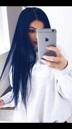 NAVY HAIR