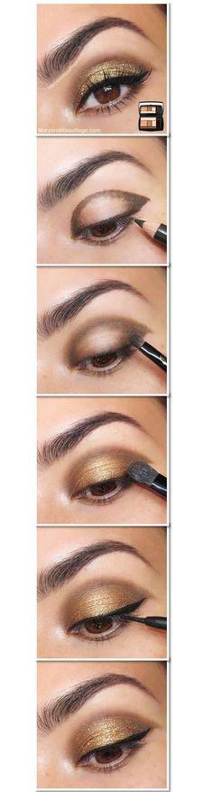 tutorial make up