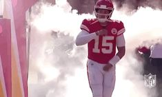 Kansas City Chiefs Football, Football Gif, Diy Happy Mother's Day, Sports Baby, Wwe Girls, Sport Wear, New England Patriots, Superbowl Champs, Famous People