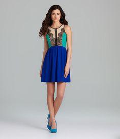 Gianni Bini Deedee Dress from Dillard's