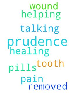 My name is Prudence please pray for me - My name is Prudence please pray for me am in pain I my tooth was removed and the wound is not healing am talking pills but they are not helping please help me pray Posted at: https://prayerrequest.com/t/y1N #pray #prayer #request #prayerrequest