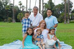 Family Portrait Session #lacypark #familyportraits #andreatakeokaphotography
